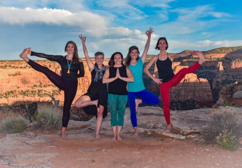 yogis in Fruita